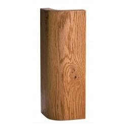 HASENA Oak Line Füße Ronda Eiche cognac 20 cm