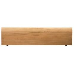 HASENA Oak Line Kopfteil Lisio Eiche natur 120 cm