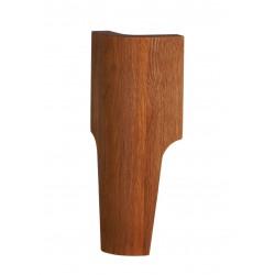 HASENA Füße Xylo Eiche cognac 25 cm