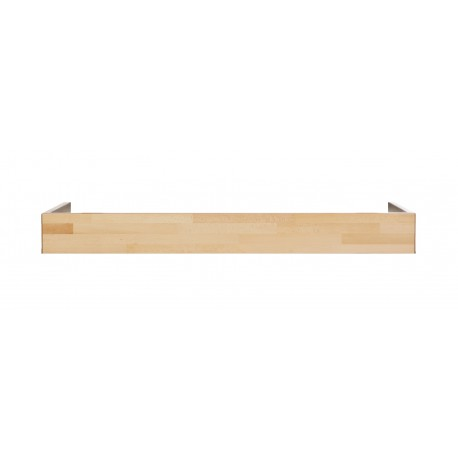 HASENA Wood Line Bettrahmen Classic 16 Buche natur 160x210