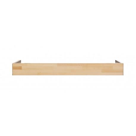 HASENA Wood Line Bettrahmen Classic 16 Buche natur 120x220