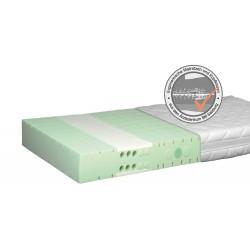 E(R)GO einstellbare Matratze mit Aktiv Lordosen- und Schulterzone H1 120x200
