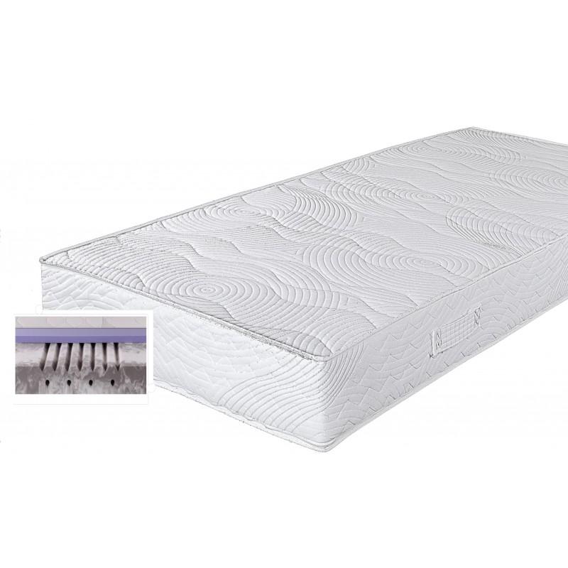 elastische gelschaummatratze f r hohe druckentlastung und liegekomfort. Black Bedroom Furniture Sets. Home Design Ideas