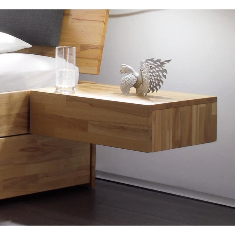 hasena wood line nachttisch caja kernbuche natur ge lt. Black Bedroom Furniture Sets. Home Design Ideas