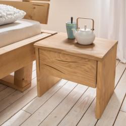 Nachttisch Elli Fichte Massivholz