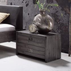 Hasena Factory Line Nachttisch Cali vintage grey