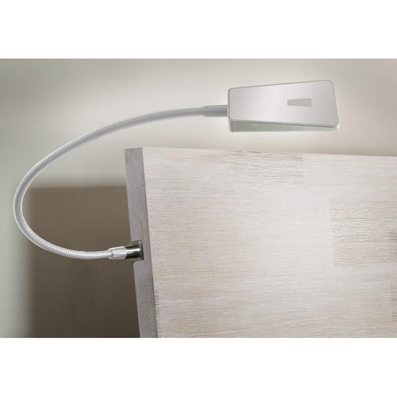 hasena led leselampe smart 2er set in wei f r hasena betten. Black Bedroom Furniture Sets. Home Design Ideas