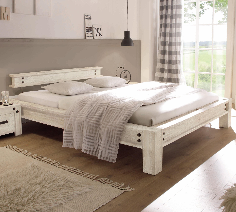 Atemberaubend Vintage Weiß Eisen Bettrahmen Ideen ...