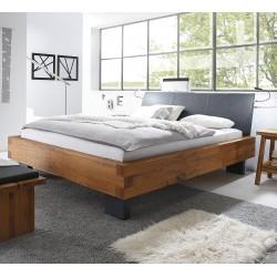 Hasena Oak Wild Bett Füße Quada Kopfteil Ripo 140x200
