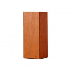 HASENA Wood Line Füße Cantu Buche kirschbaumfarbig