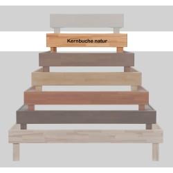 Hasena Wood Line Bettrahmen Premium 18 Kernbuche natur