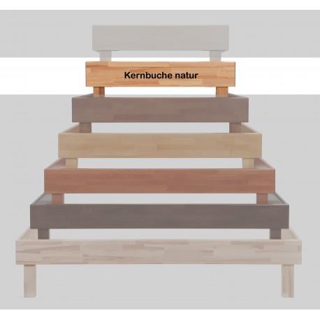Hasena Wood Line Bettrahmen Premium 18 Kernbuche