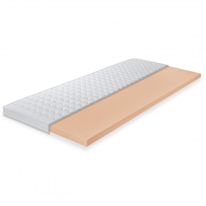 gelschaum matratzentopper und matratzenauflage 90x200 cm. Black Bedroom Furniture Sets. Home Design Ideas