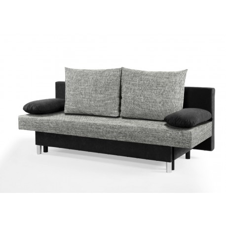 schlafsofa liegeflche 180x200 top malou sofa mit gstebett. Black Bedroom Furniture Sets. Home Design Ideas