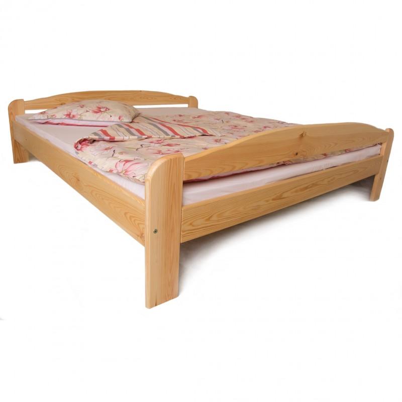 komplett spar set holzbett matratzen und rollroste 180x200 cm. Black Bedroom Furniture Sets. Home Design Ideas