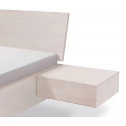 Hasena Wood Line Nachttisch Caja Buche weiß 1 Schublade