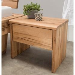 Nachttisch Elli Wildeiche Massivholz