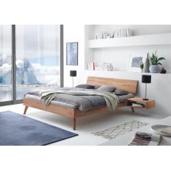 Hasena Fine Line Bett Ancona Kernbuche  geölt 140x200 cm