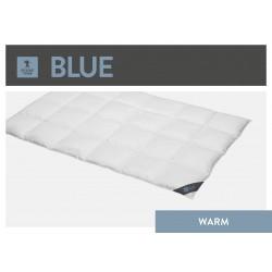 Spessarttraum Blue Cassettendecke Warm 135x200 Daunen und Federn