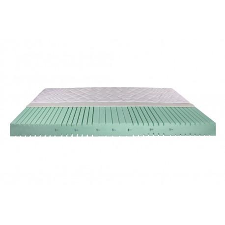 schlaf individual individuelle kaltschaummatratze 80x200 cm h3. Black Bedroom Furniture Sets. Home Design Ideas