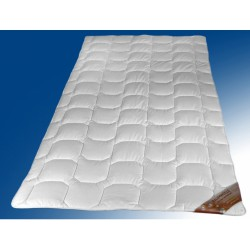 WALBURGA Unterbett reine Baumwolle mit Eckgummis 180x200