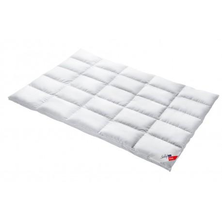 schlafstil spessarttraum rosana daunenbettdecke extra warm 155x200 cm. Black Bedroom Furniture Sets. Home Design Ideas