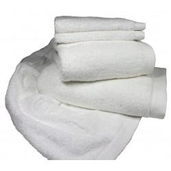 HK LASA Pure Badetuch 100x150 weiß